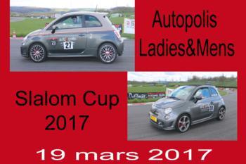 Ladies & Mens Autopolis Slalom Cup