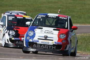 Abarth BENELUX Trophy 2013
