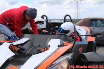 Charity Televie & GMS High Speed Racing Slalom 1