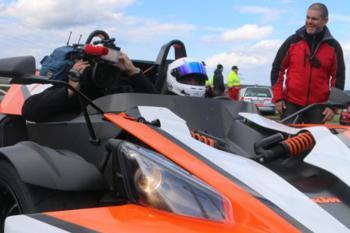 Charity Televie & GMS High Speed Racing Slalom 1