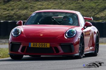 Trackday #1 and Testday 2018