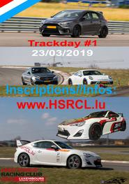 Trackday #1
